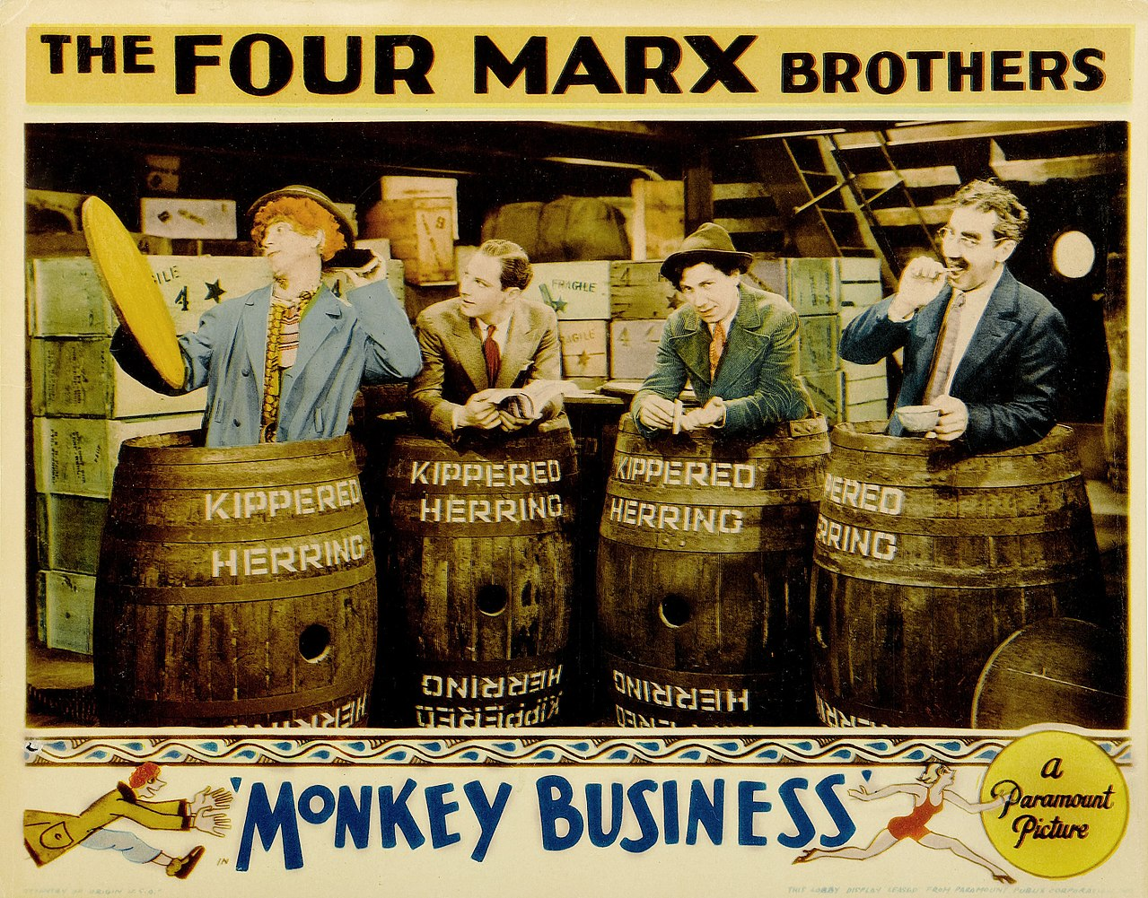 Marx Brothers facts
