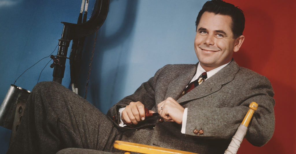 Explosive Facts About Glenn Ford, The Star With A Secret