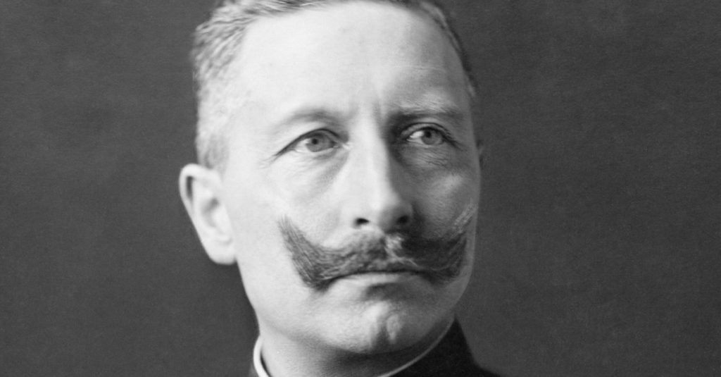 Iron Facts About Kaiser Wilhelm II, The Last German Emperor