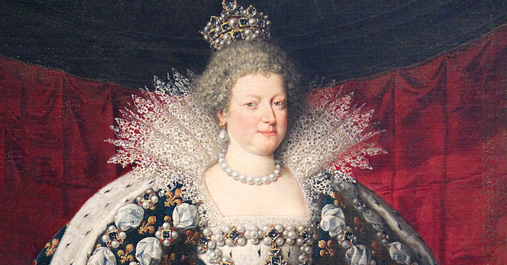 Ruthless Facts About Marie De' Medici, The Poison Queen