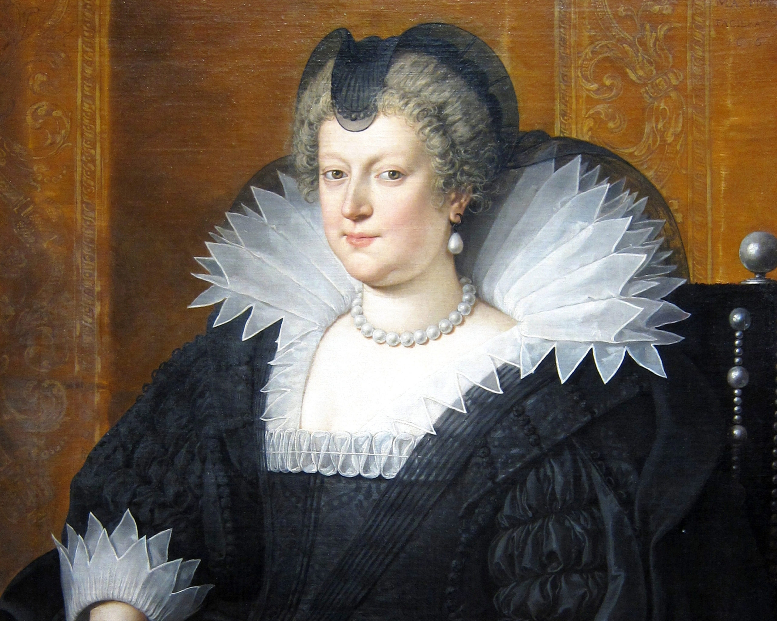 Marie de Medici Facts