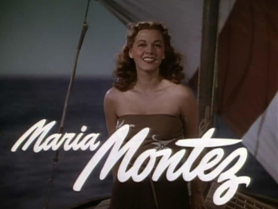 Maria Montez facts
