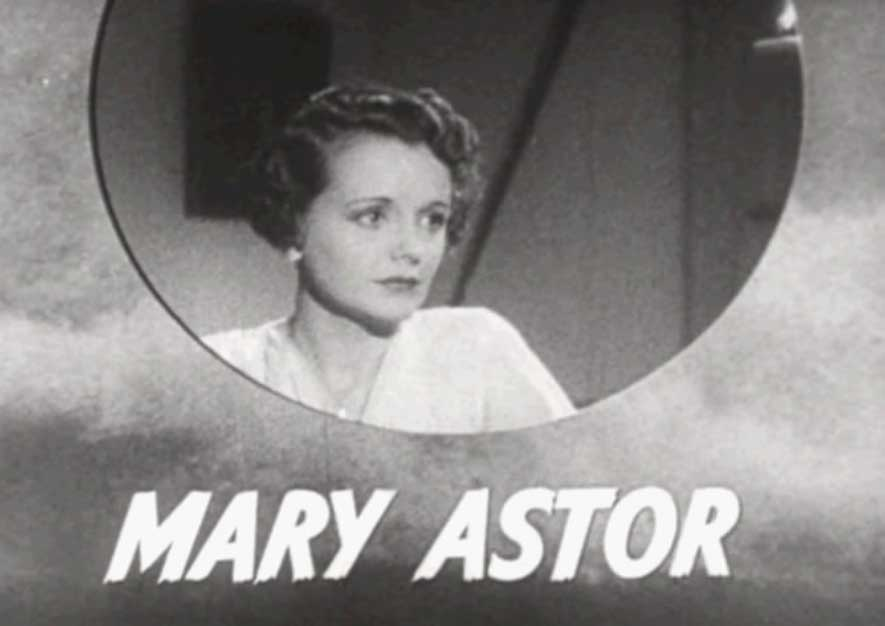 Mary Astor facts