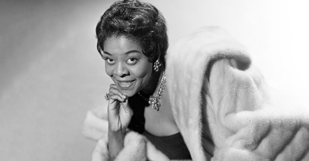 Melodious Facts About Dinah Washington, The Queen Of The Blues