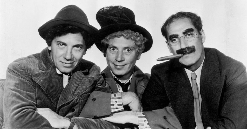 Surprising Facts About Harpo Marx, The Wild Child Of The Silent Era