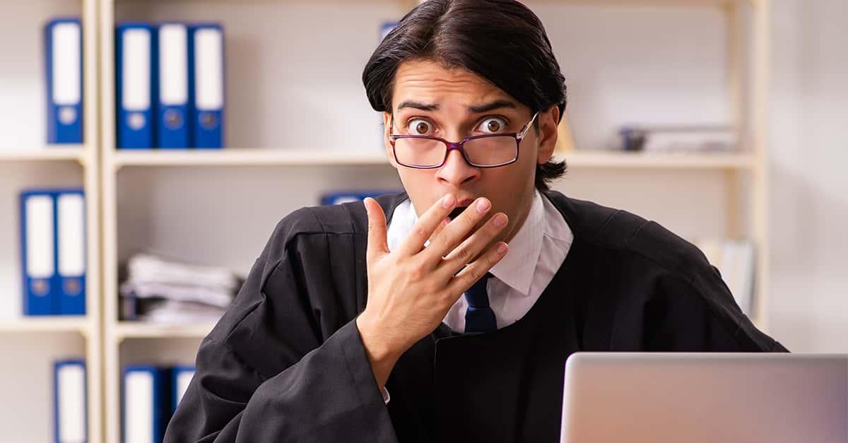 Lawyers Plot Twist Moments