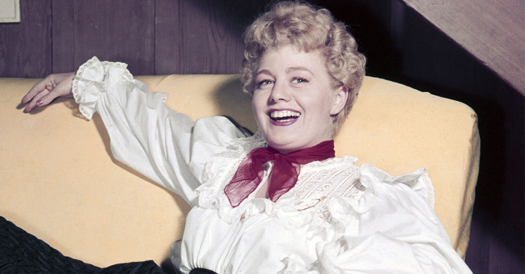 Provocative Facts About Shelley Winters, The Platinum Phenomenon