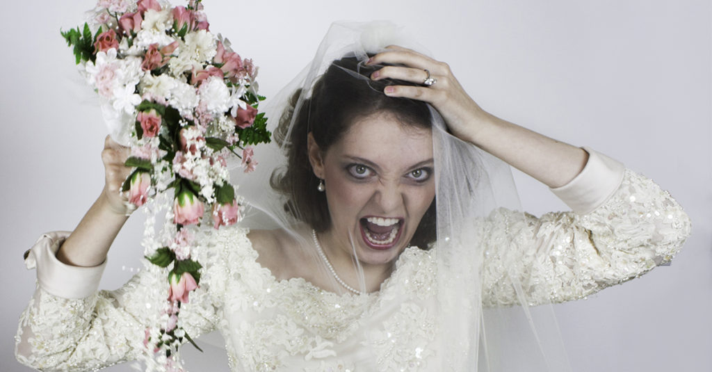 'Til Bridezilla Do Us Part: Wedding Planners Reveal Their Worst Clients