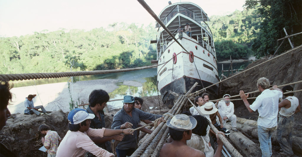 Catastrophe In Motion: The Disastrous Making Of Fitzcarraldo