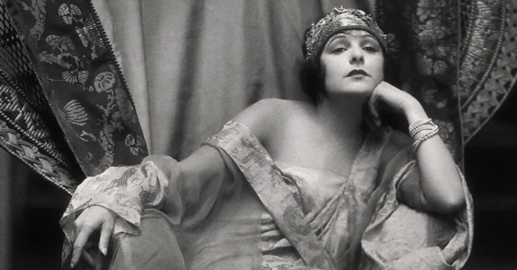 Alluring Facts About Norma Talmadge, The Lost Silent Star