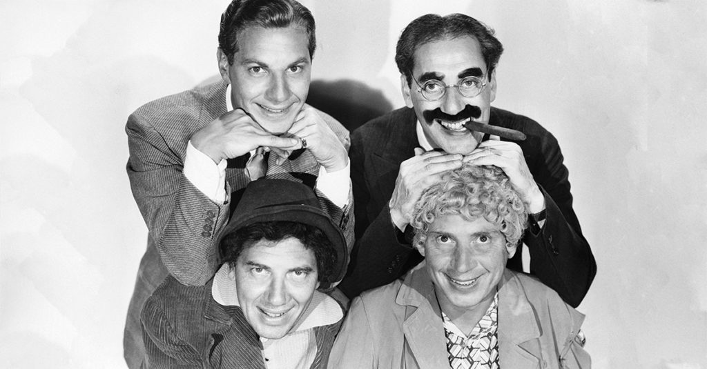 Wacky Facts About the Marx Brothers, Comedy Pioneers