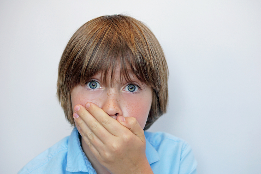 Most Embarrassing Childhood Memories facts