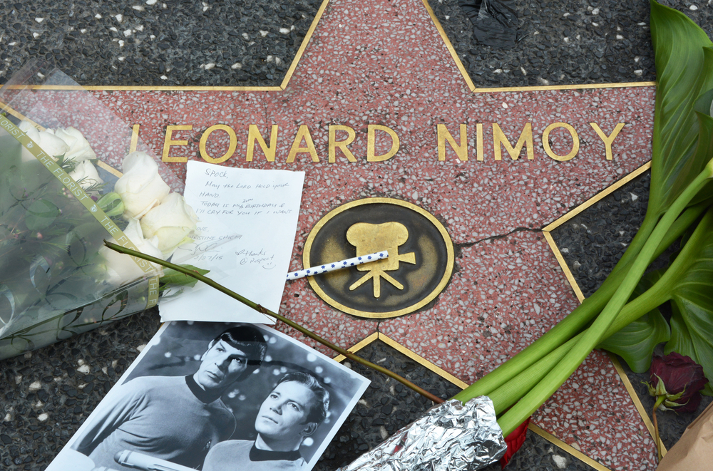 Leonard Nimoy Facts