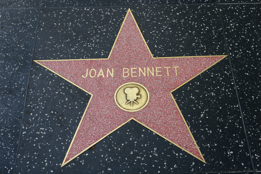 Joan Bennett Facts