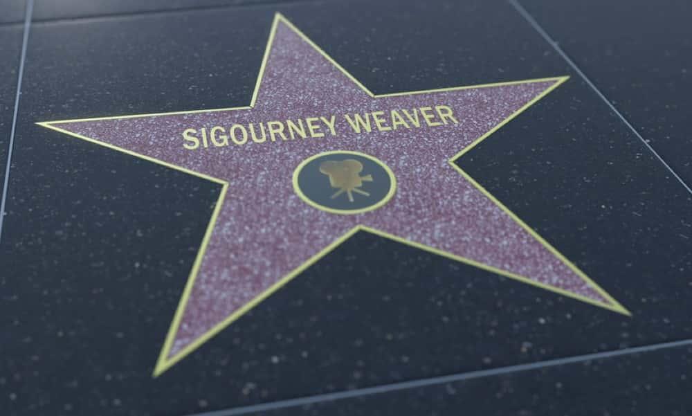 Sigourney Weaver Facts