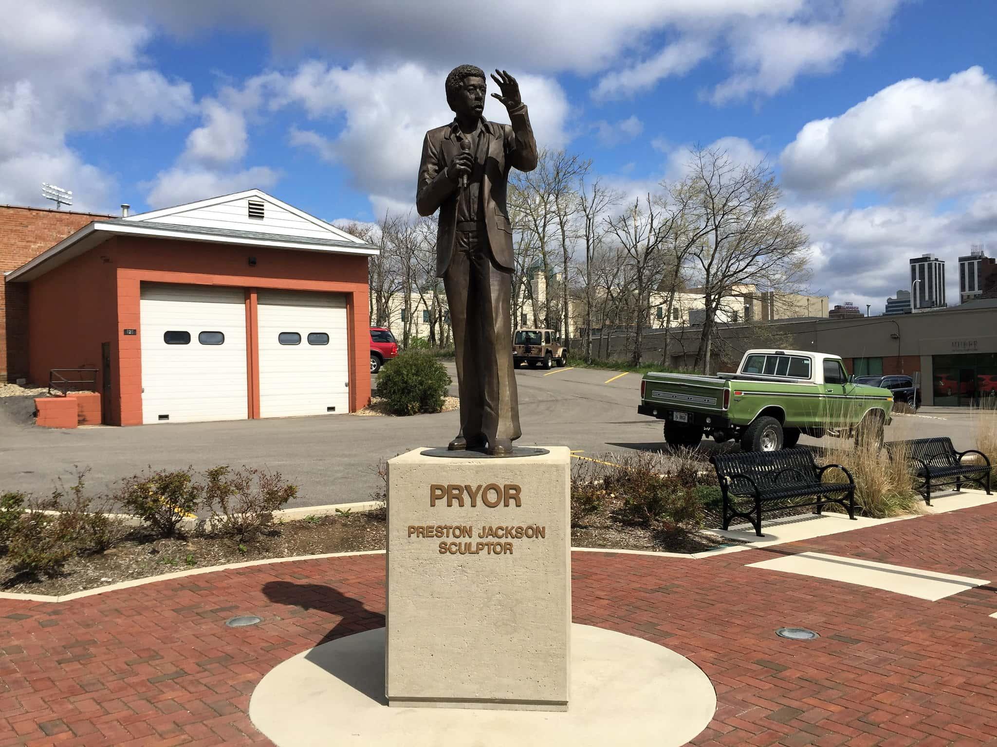 Richard Pryor facts