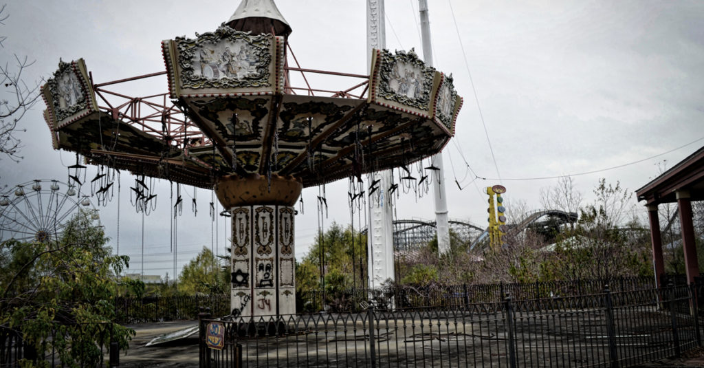Harrowing Facts About Amusement Park Accidents