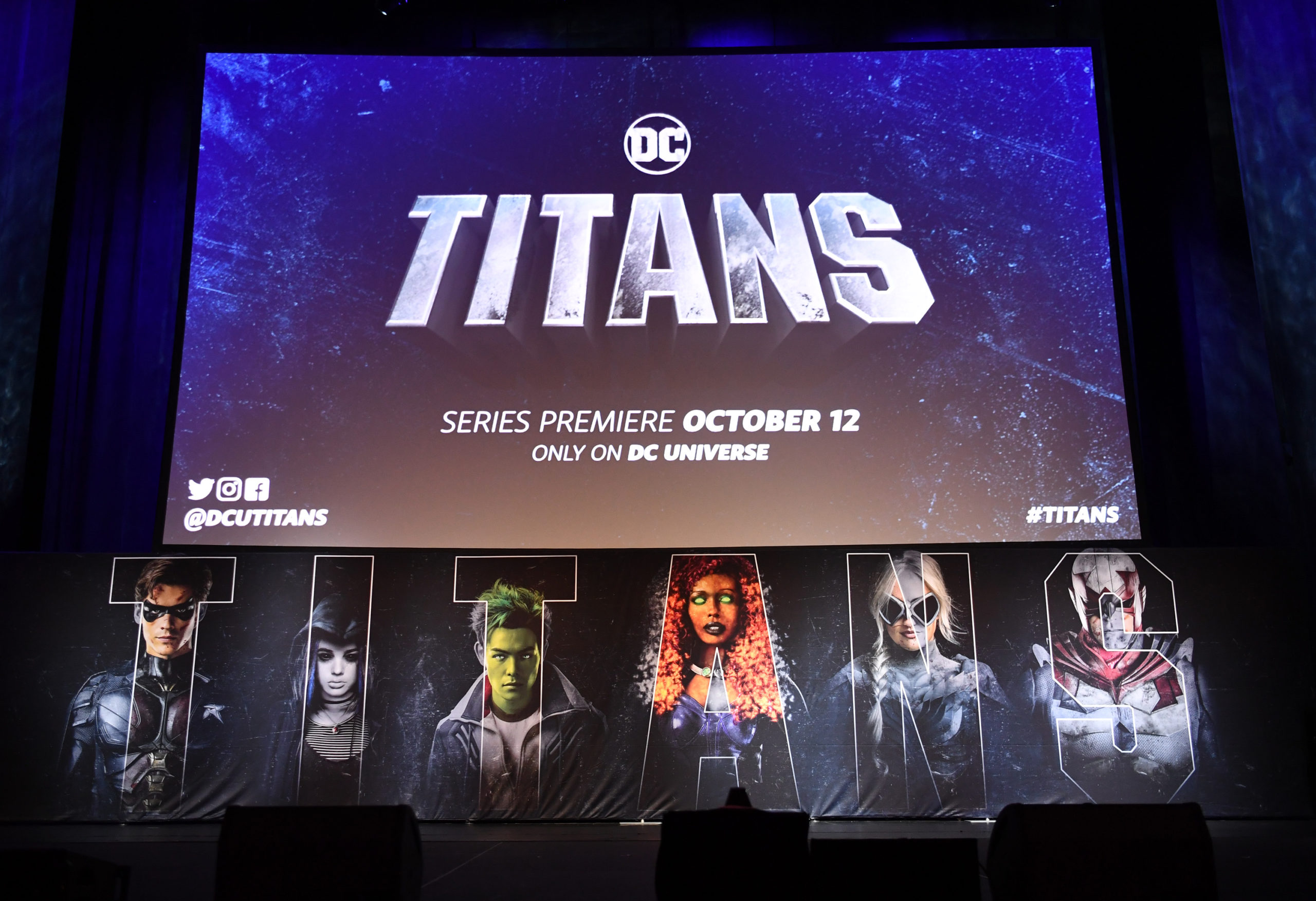 Titans Facts