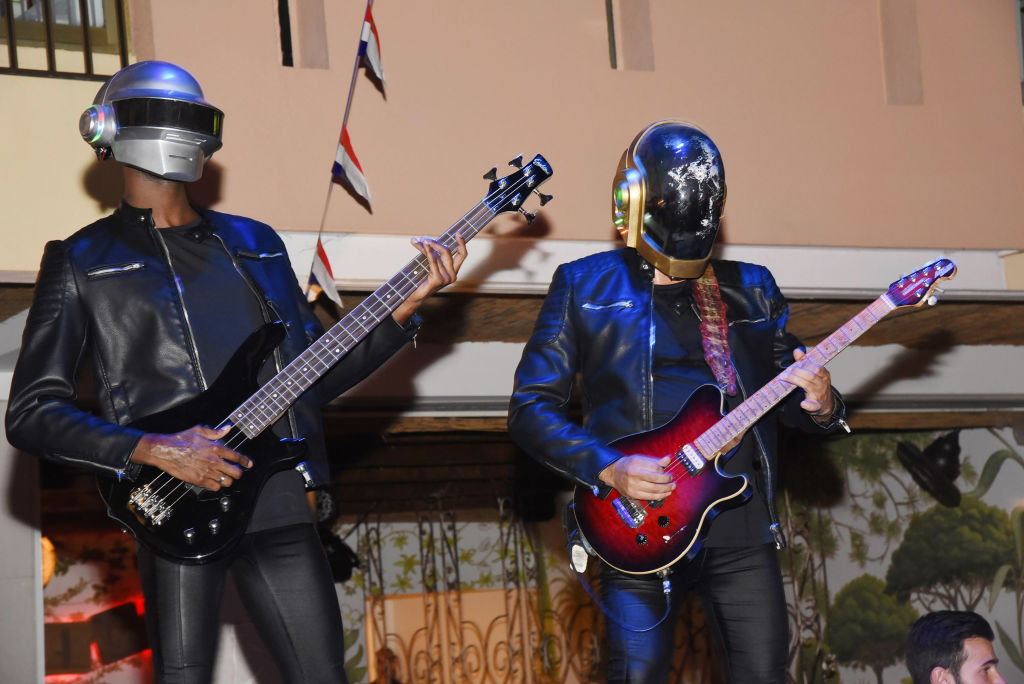Daft Punk Facts