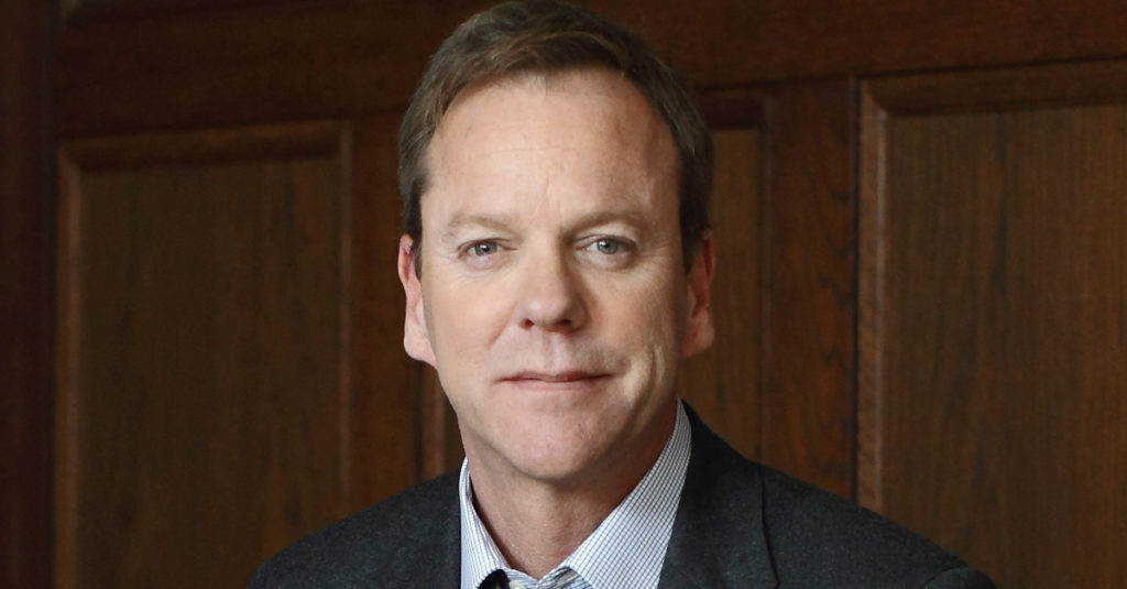 Intense Facts About Kiefer Sutherland, The Hollywood Problem Child