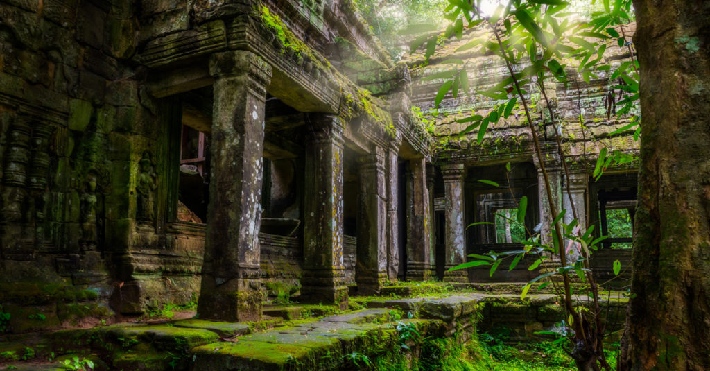 Legendary Facts About Lost Cities