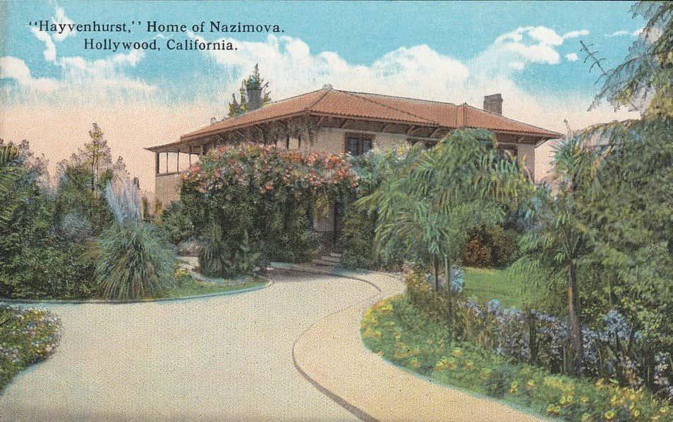 Alla Nazimova Facts
