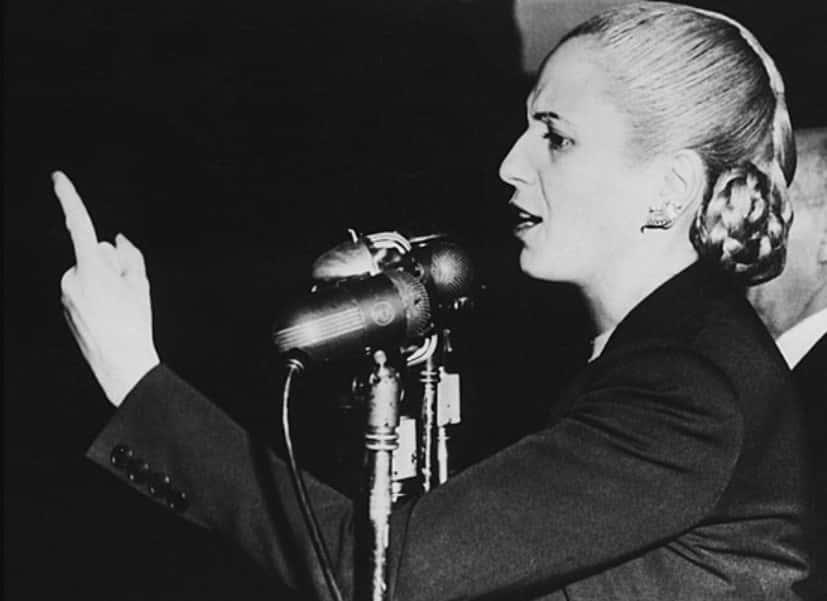 Eva Perón Facts
