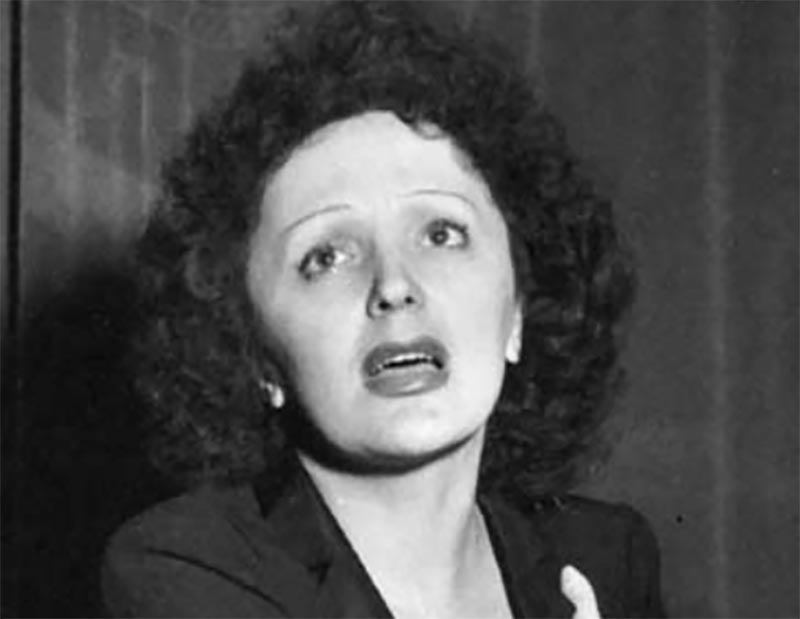 Edith Piaf facts
