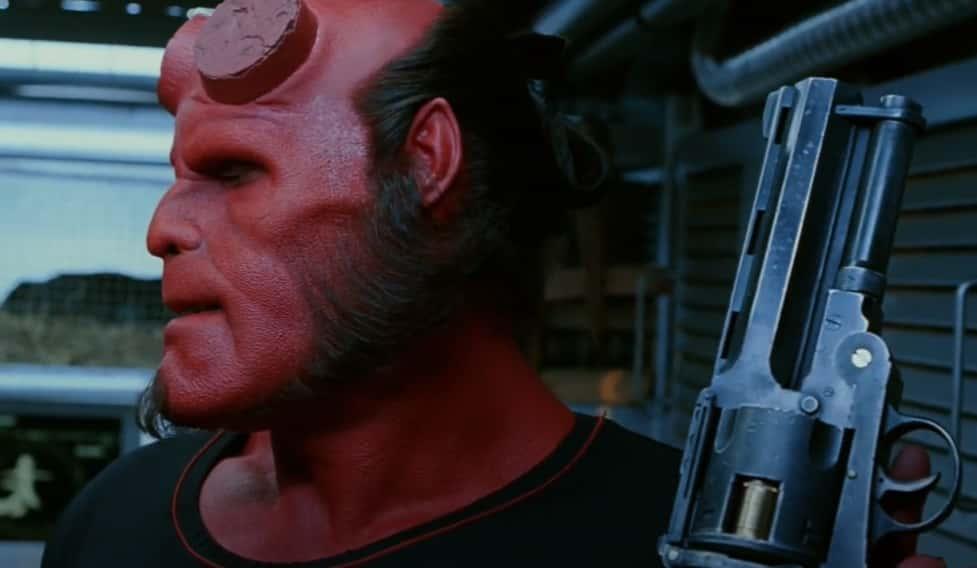Hellboy facts