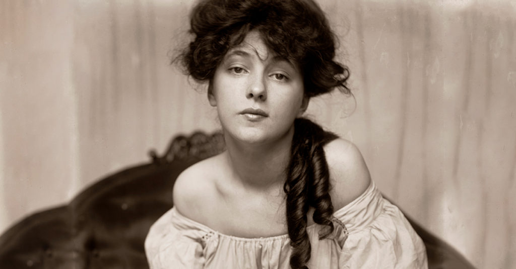 Heart-Rending Facts About Evelyn Nesbit, The Face Of The Gilded Age