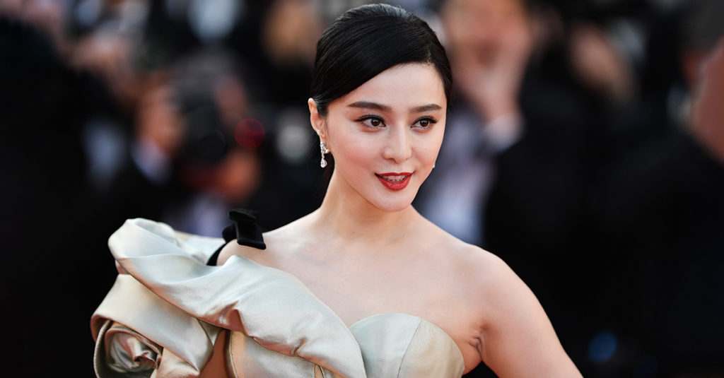 Evasive Facts About Fan Bingbing, China's Fashionable Superstar