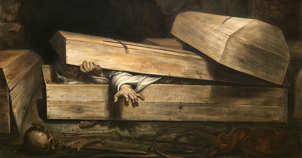 Disturbing Facts About The Real-Life History Of Resurrections