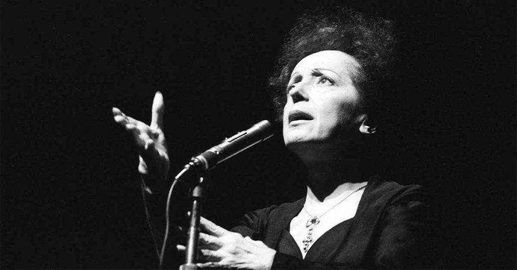Harrowing Facts About Edith Piaf, The Tragic Songbird