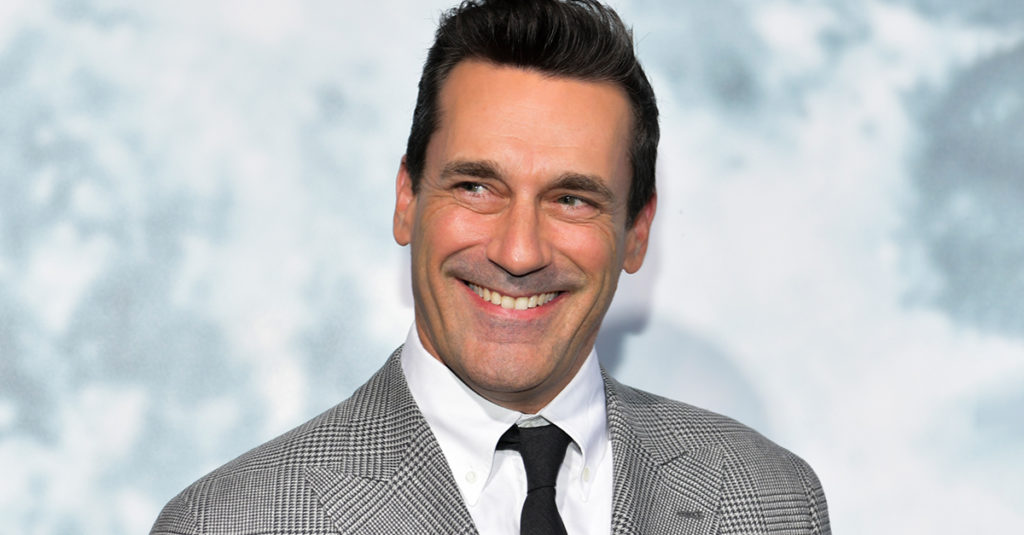 Stupidly Handsome Facts About Jon Hamm