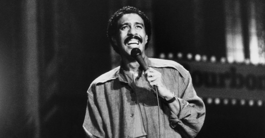 Controversial Facts About Richard Pryor, The Comic Icon With A Tragic Life