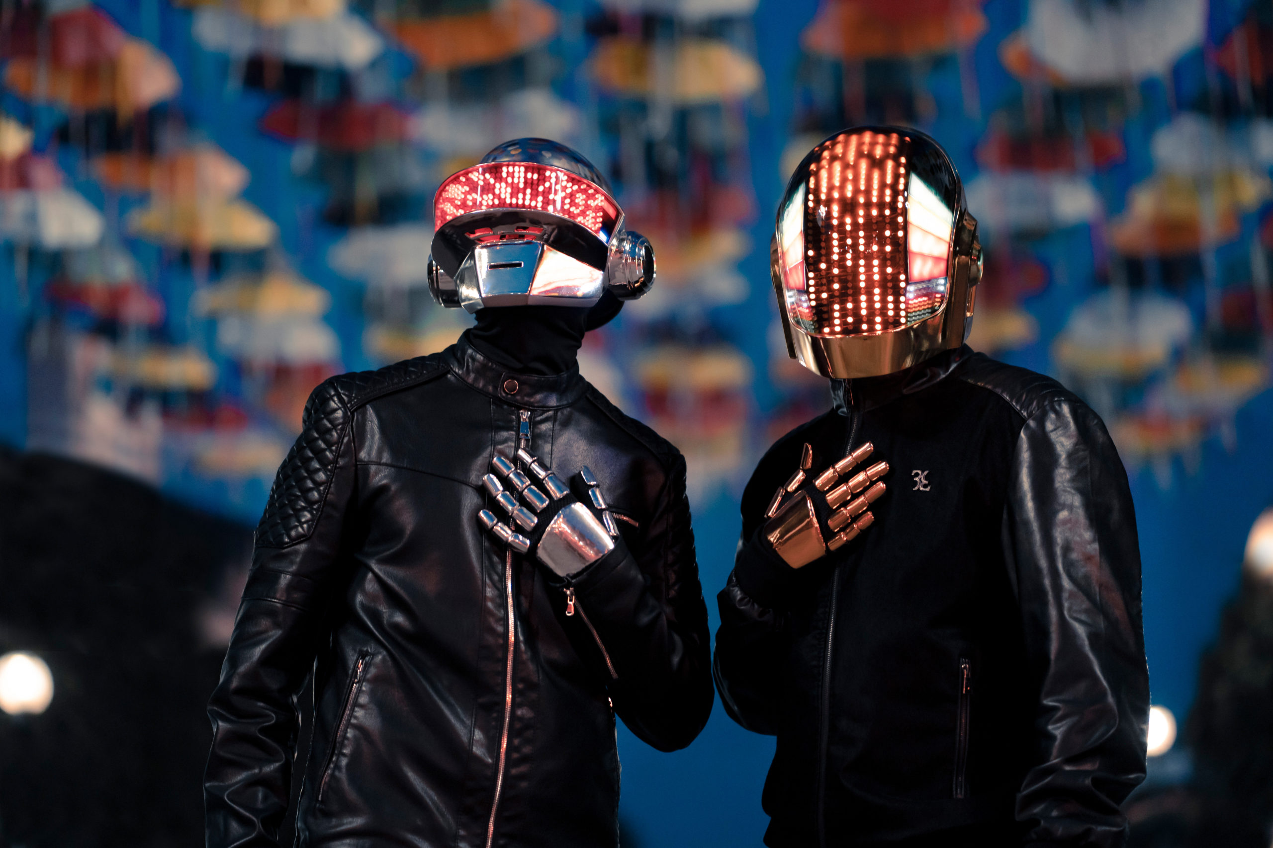 Unmasked Facts About Daft Punk, The Electric Duo