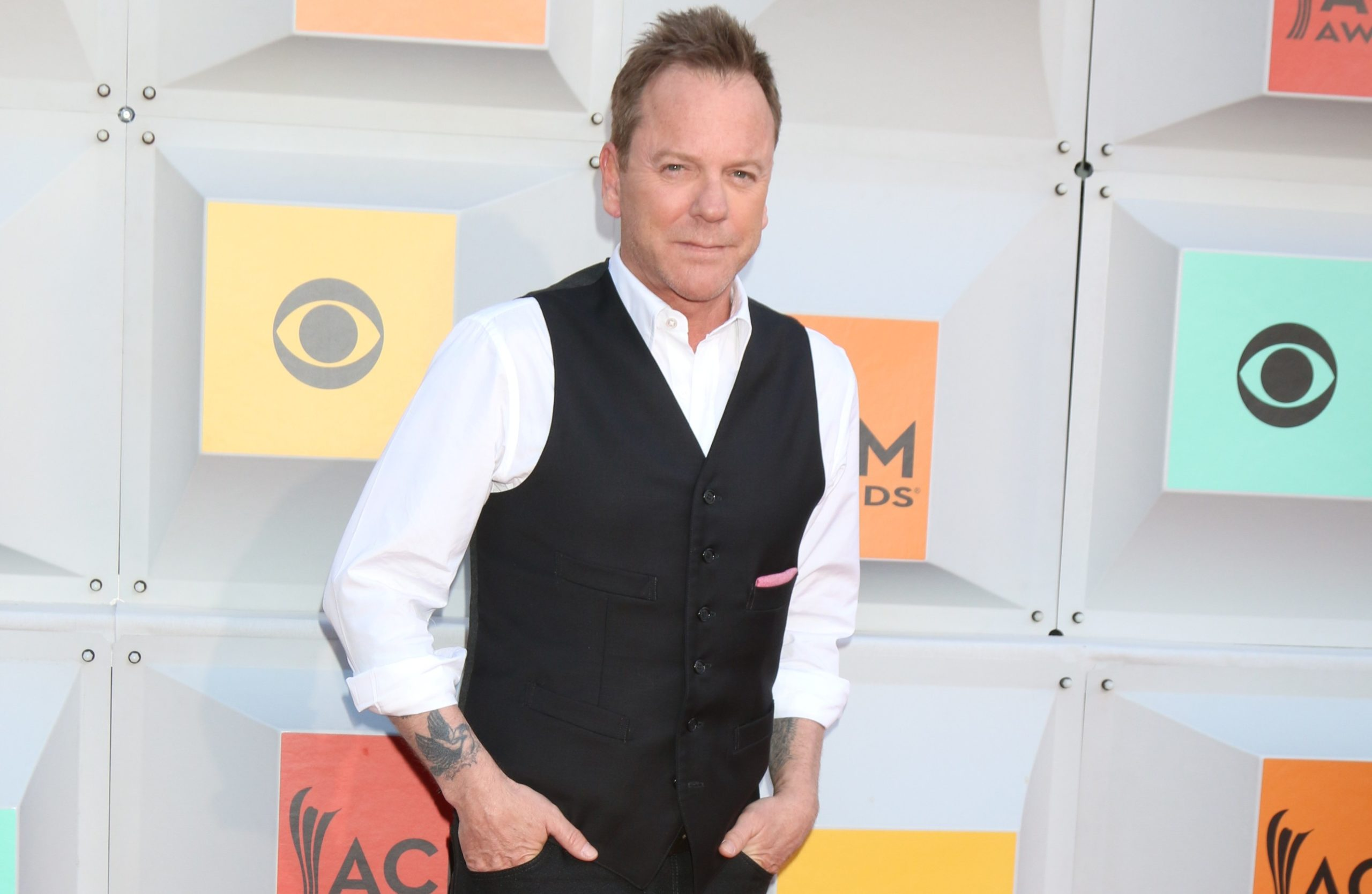 Kiefer Sutherland Facts