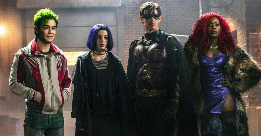 Powerful Facts About Titans, DC's TV Hit