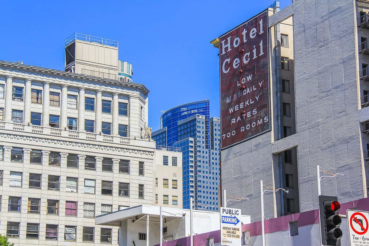 Cecil Hotel Facts