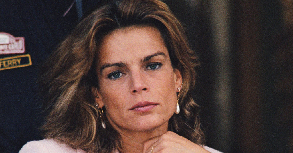Troubled Facts About Princess Stéphanie of Monaco, The Enfant Terrible