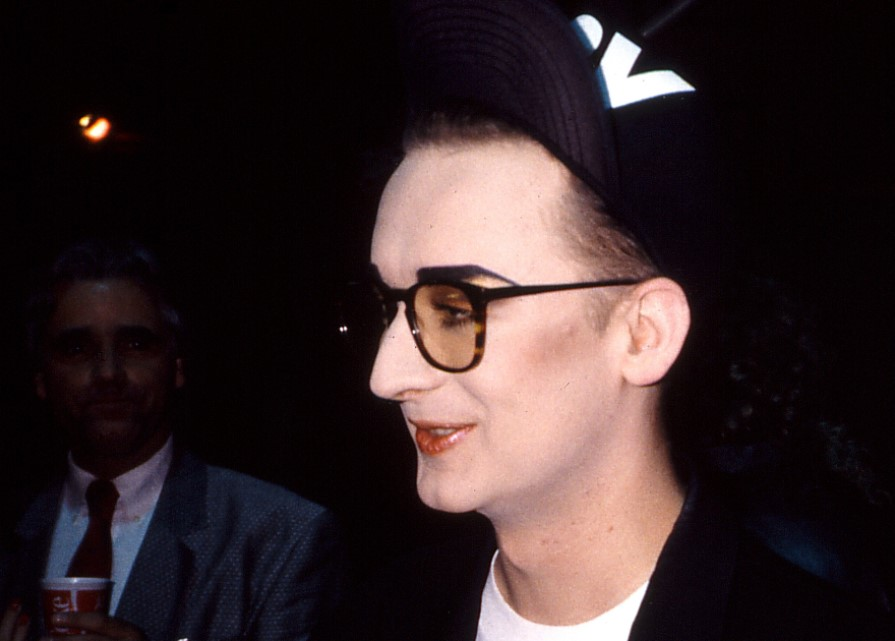 Boy George Facts
