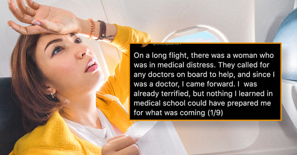 "Doctors Share Their Terrifying ""They Didn't Teach THAT In Medical School"" Moments"