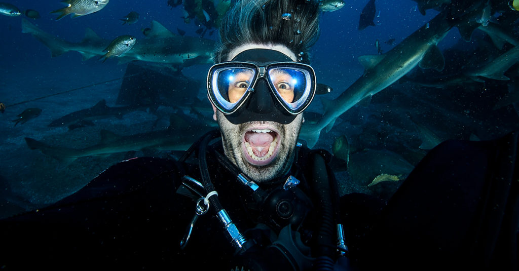 Into the Blue: Deep Sea Divers Share Their Most Terrifying Moments