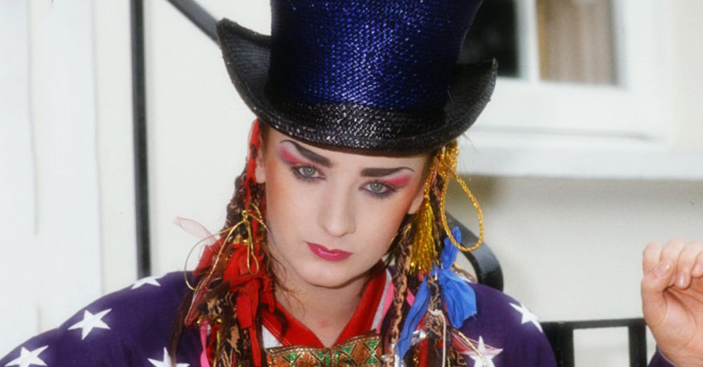 Karmic Facts About Boy George, The Ultimate Club Kid