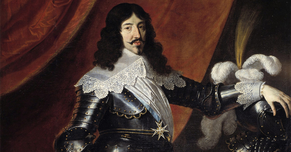 Iron-Fisted Facts About Louis XIII, The Boy Who Became King