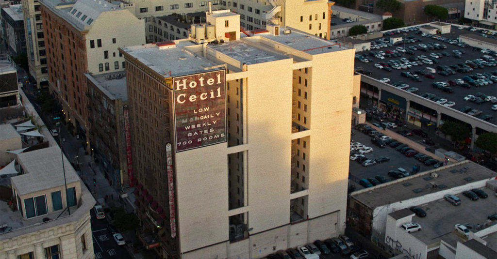 Spooky Facts About The Cecil Hotel, Hollywood's Most Notorious Locale
