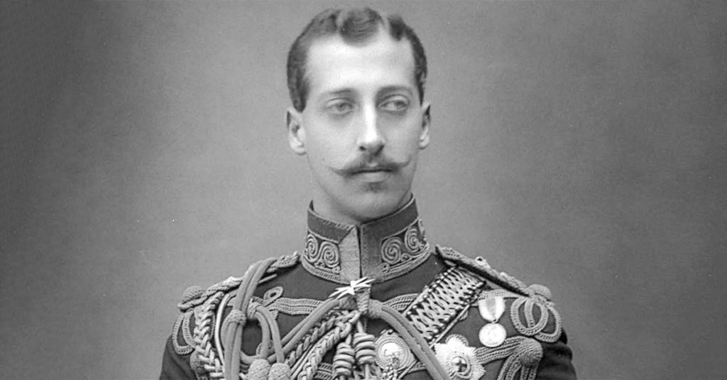 Sinful Facts About Prince Albert Victor, The Royal Scandal-Maker