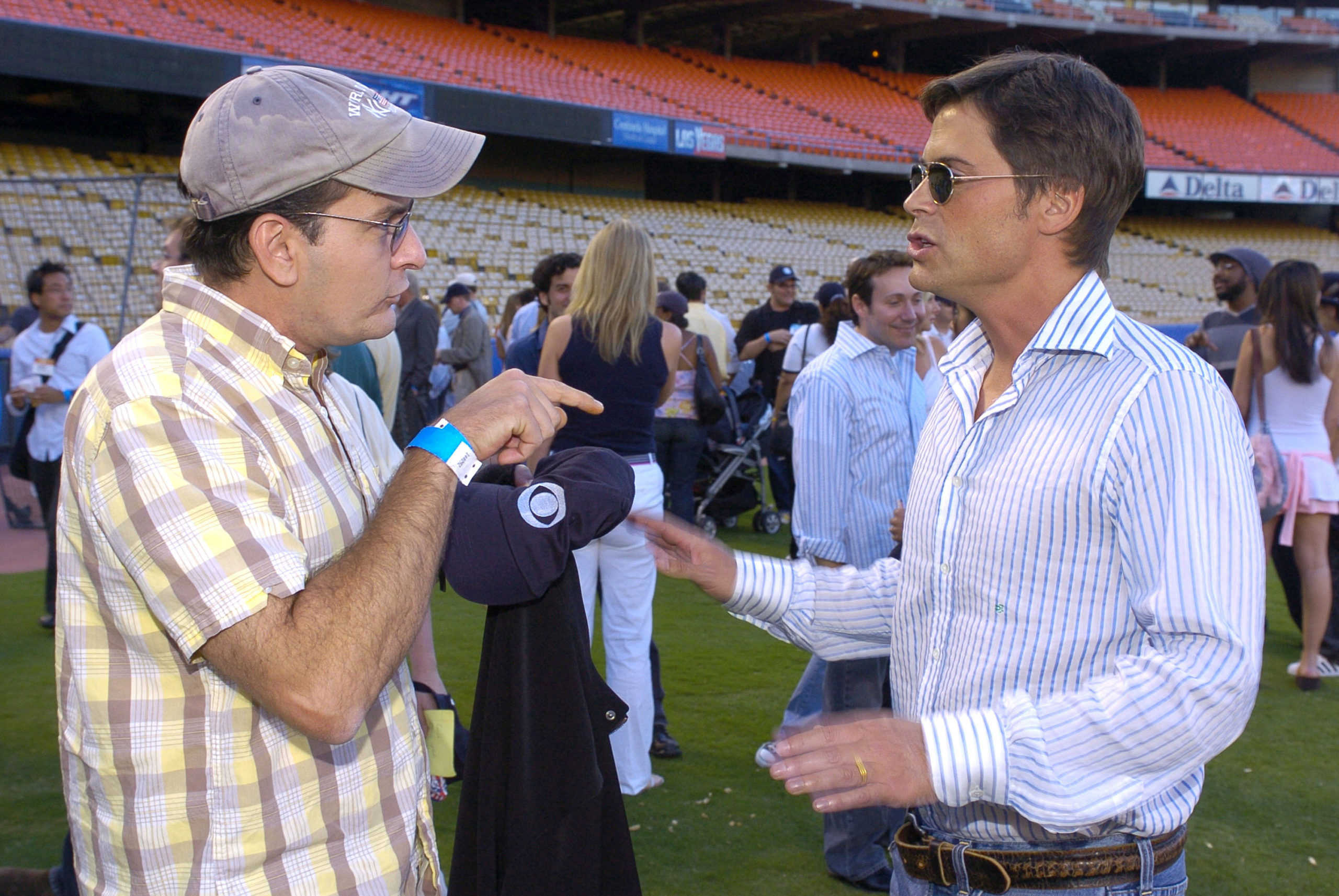 Rob Lowe facts
