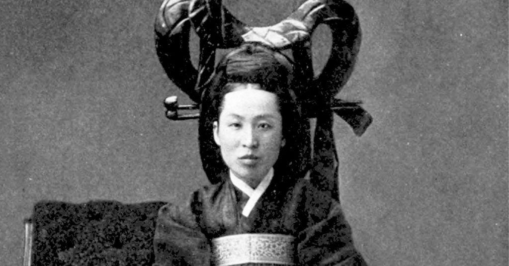 Tragic Facts About Queen Min, The Ghost Empress Of Korea