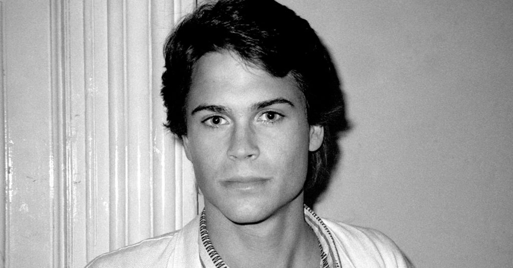 Bratty Facts About Rob Lowe, Hollywood's Pretty Bad Boy